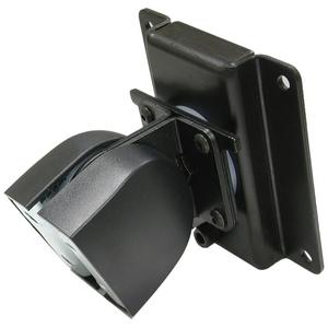 Ergotron Mounting Pivot for Flat Panel Display - Black, Grey - 11.34 kg Load Capacity