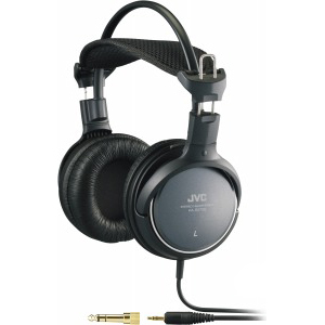 JVC HA-RX700 Stereo Headphone - Wired Connectivity - Stereo - Over-the-head