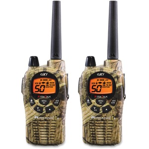Midland GXT1050VP4 2-Way Pair Radios- 50 Radio Channels