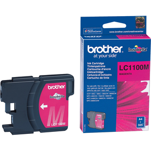 LC-1100M INK CARTRIDGE MAGENTA F/ MFC-6490CW 325 PGS