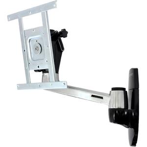 "Ergotron 45-268-026 Mounting Arm for Flat Panel Display - Aluminium - 106.7 cm (42"") Screen Support - 22.68 kg Load Capacity"