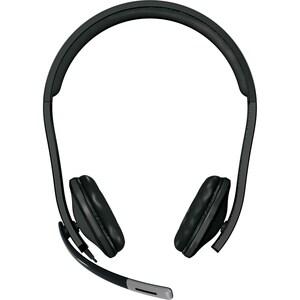 Auriculares Microsoft LifeChat LX-6000 Cableado Sobre la cabeza Estéreo - Binaural - Cerrado - Función de cancelación de r