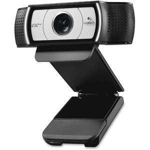 USB 3.0 4096 x 2160 Video 90 fps Logitech 960-001105 BRIO Webcam Auto-focus