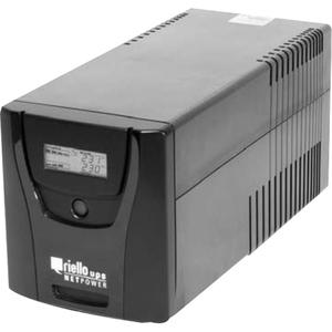 SAI de línea interactiva Riello NetPower NPW 1000 - 1 kVA/600 W - Torre - 4 Hora(s) Tiempo de Recarga de Batería - 230 V A
