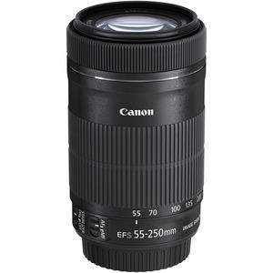 Canon EFS55-250ISST EF-S 55-250mm f/4-5.6 Lens Hood ET-63