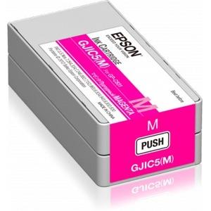 Epson GJIC5(M) Original Ink Cartridge - Magenta - Inkjet