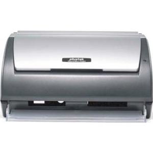 Plustek SmartOffice PS286 Sheetfed Scanner - 600 dpi Optical - 25 ppm (Mono) - 8 ppm (Color) - USB