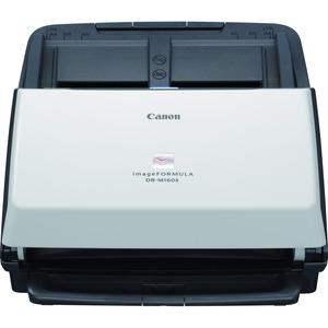 Escáner de superficie plana Canon imageFORMULA DR-M160II - 600 ppp Óptico - 24-bit Color - 8-bit Escala de grises - 60 ppm