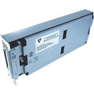 V7 RBC43 UPS Replacement Battery for APC - 24 V DC - Sealed Lead Acid (SLA) - Leak Proof/Maintenance-free - 3 Year Minimum