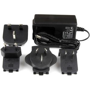 StarTech.com Replacement 9V DC Power Adapter - 9 Volts, 2 Amps - 1 Pack - For KVM Console, KVM Extender, KVM Switch - 9 V
