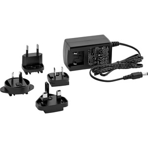 StarTech.com Replacement 5V DC Power Adapter - 5 Volts, 3 Amps - 1 Pack - Europe, North America, United Kingdom - 5 V DC/3