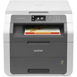 Brother HL-3180CDW LED Multifunction Printer - Color