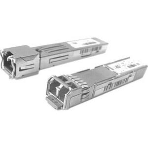 Cisco SFP (mini-GBIC) - 1 x RJ-45 1000Base-T LAN - For Data Networking - Twisted PairGigabit Ethernet - 1000Base-T