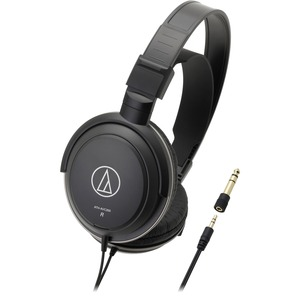 Audio-Technica ATH-AVC200 SonicPro Over-Ear Headphone - Stereo - Mini-phone - Wired - 40 Ohm - 20 Hz 22 kHz - Gold Plated