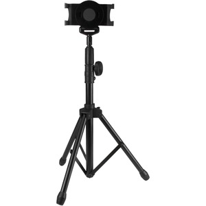 StarTech.com Tablet Floor Stand - Tripod Stand - 7in to 11in Tablets - with Carrying Bag - Height Adjustable - iPad Stand