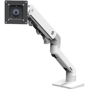 "Ergotron Mounting Arm for Monitor - White - 1 Display(s) Supported106.7 cm (42"") Screen Support - 19.05 kg Load Capacity -"