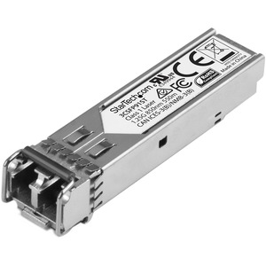 StarTech.com HP 3CSFP91 Compatible - Gigabit SFP - LC Fiber - 1000base SX SFP Transceiver Module - HP Multimode SFP - For
