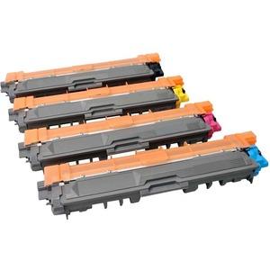 V7 V7-TN241-4-OV7 Toner Cartridge - Alternative for Brother TN241BK/C/M/Y - Laser - 1400 Pages