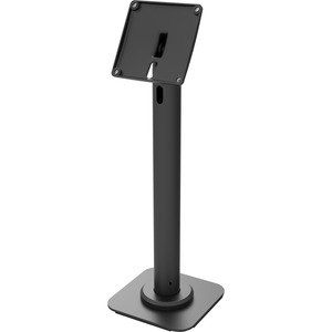 COMPULOCKS SECURE SPACE ENCLOSURE WITH RISE 20CM POLE MOUNT FOR GALAXY TAB PRO S/SURFACE PRO 3/PRO 4 - BLACK