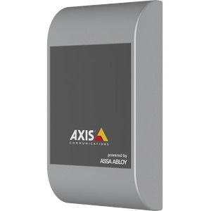AXIS A4010-E Card Reader Access Device - Door - Proximity - 40 mm Operating Range - Serial - 24 V DC