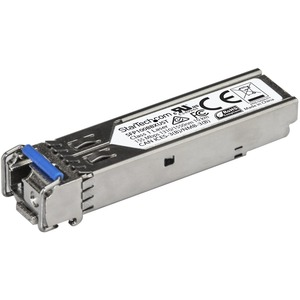 StarTech.com MSA Uncoded SFP Transceiver Module - 100BASE-BX - 10 GbE Gigabit Ethernet BiDi Fiber (SMF) - MSA Uncoded Tran