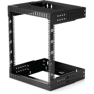 StarTech.com Server Rack 12U Montabile a parete - Profondità regolabile da 30 a 50cm - 90 kg Capacità massima di peso - 90