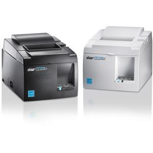 Star Micronics futurePRNT TSP143IIIU WHT E+U Direct Thermal Printer - Monochrome - Wall Mount, Desktop - Receipt Print - U