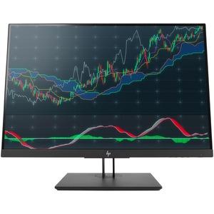 "HP Business Z24n G2 61 cm (24"") WUXGA LED LCD Monitor - 16:10 - Black Pearl - 1920 x 1200 - 16.7 Million Colours - 300 cd/"