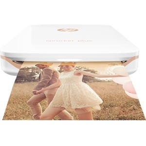 HP Sprocket Plus Printer White