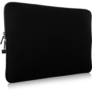 """V7 CSE12-BLK-3E Carrying Case (Sleeve) for 30.5 cm (12"""") Notebook - Black - Water Resistant, Scratch Resistant, Dust Resis"""