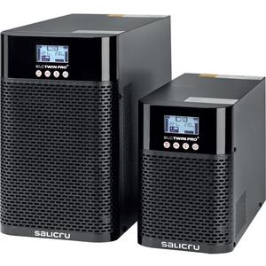 SAI Online de doble conversión Salicru SLC TWIN SLC 3000 TWIN PRO2 - 3 kVA/2,70 kW - Torre - 4 Hora(s) Tiempo de Recarga d