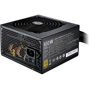Cooler Master MWE GOLD 650W A/AU CABLE
