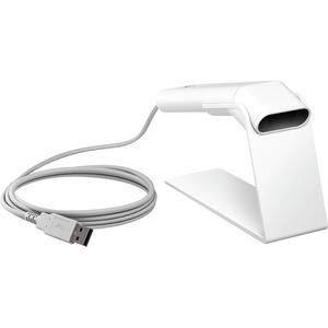 HP Engage One White 2D Barcode Scanner