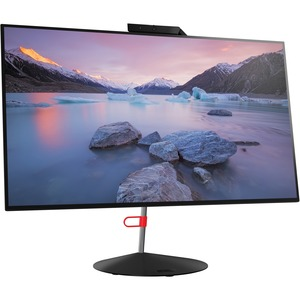 "Lenovo ThinkVision X1 (2nd Gen) computer monitor 68.6 cm (27"") 3840 x 2160 pixels 4K Ultra HD LED Flat Black,Silver"