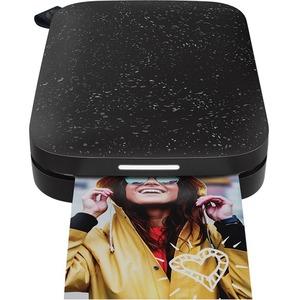 HP Sprocket Photo Printer 200 Black