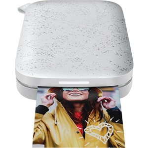 HP Sprocket Photo Printer 200 White
