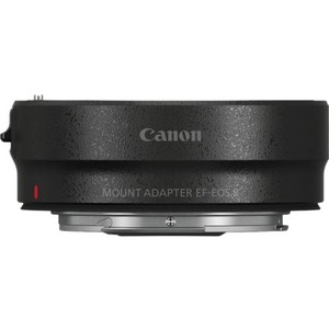 Adaptador de lente Canon - Cámara - Montaje frontal