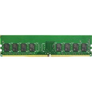 Synology RAM Module for NAS Server - 4 GB - DDR4-2666/PC4-21333 DDR4 SDRAM - 2666 MHz - 1.20 V - Non-ECC - Unbuffered - 28