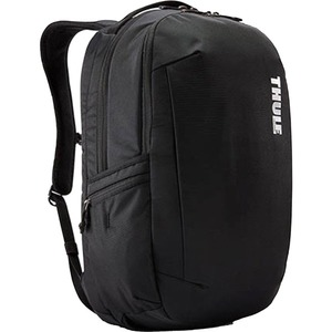"""Thule Subterra Carrying Case (Backpack) for 38.1 cm (15"""") to 39.6 cm (15.6"""") Apple Notebook, MacBook Pro - Black - 800D Ny"""