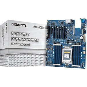Gigabyte MZ32-AR0 Server Motherboard - AMD Chipset - Socket SP3 - Extended ATX - 128 GB DDR4 SDRAM Maximum RAM - RDIMM, LR