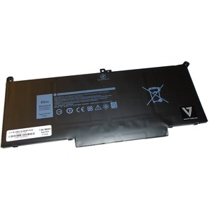 V7 Replacement Battery D-F3YGT-V7E for selected Dell Notebooks. Type: Battery, Brand compatibility: DELL, Compatibility: L