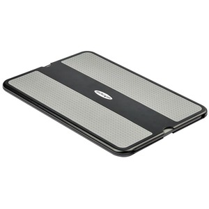 "StarTech.com Lap Desk - For 13"" / 15"" Laptops - Portable Notebook Lap Pad - Retractable Mouse Pad - Anti-Slip Heat-Guard S"