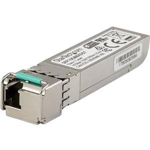 StarTech.com Dell EMC SFP-10G-BX10-U Compatible SFP+ Module - 10GBASE-BX-U - 10 GbE Gigabit Ethernet BiDi Fiber (SMF) - De