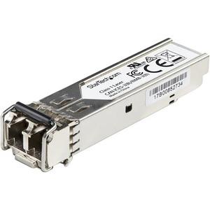 StarTech.com Juniper RX-FXSM-SFP Compatible SFP Module - 100BASE-LX - 100Mb SFP 100MbE Single Mode Fiber SMF Optic Transce