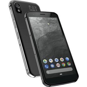 "CAT S52 64 GB Smartphone - 14.4 cm (5.7"") LCD HD+ 720 x 1440 - 4 GB RAM - Android 9.0 Pie - 4G - Black - Bar - 2 SIM Suppo"