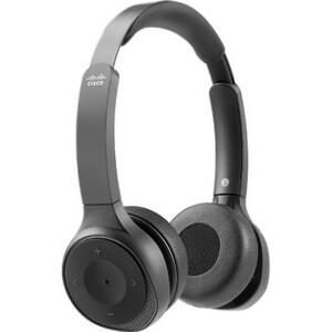 Auriculares Cisco Cableado/Inalámbrico De Diadema Estéreo - Negro carbón - Biauricular - Circumaural - 6500 cm - Bluetooth