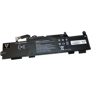V7 Battery - 1 - For Notebook, Mobile Workstation - Battery Rechargeable