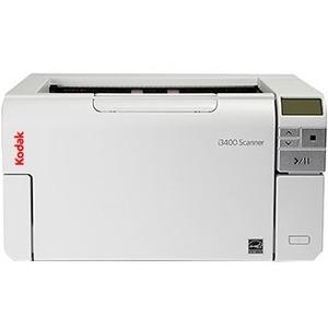 Kodak Alaris i3400 Sheetfed Scanner - 600 dpi Optical - 48-bit Color - 8-bit Grayscale - 90 ppm (Mono) - 90 ppm (Color) -