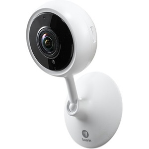 Swann 2 Megapixel Network Camera - 10 m Night Vision - 1920 x 1080 - Wall Mount - Google Assistant, Alexa Supported