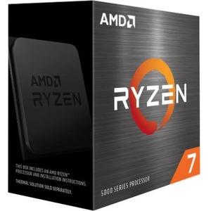 Procesador AMD Ryzen 7 5000 5800X Octa-Core (8 núcleos) 3,80 GHz - Venta minorista Paquete(s) - 32 MB Caché L3 - 4 MB Cach